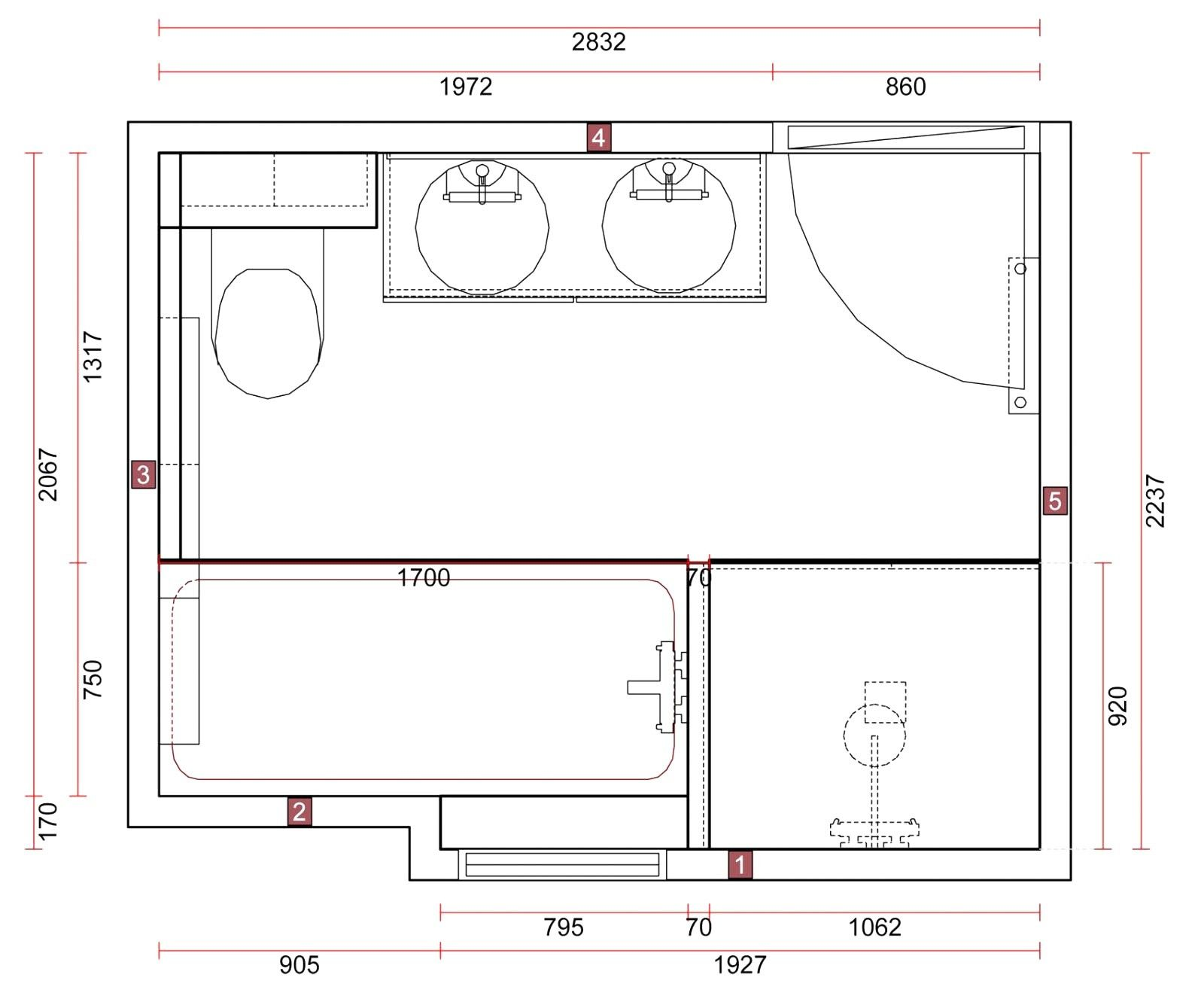 Epingle Par Aryose Sur Salle De Bain Plan Salle De Bain Design De Salle De Bain Salle De Bain