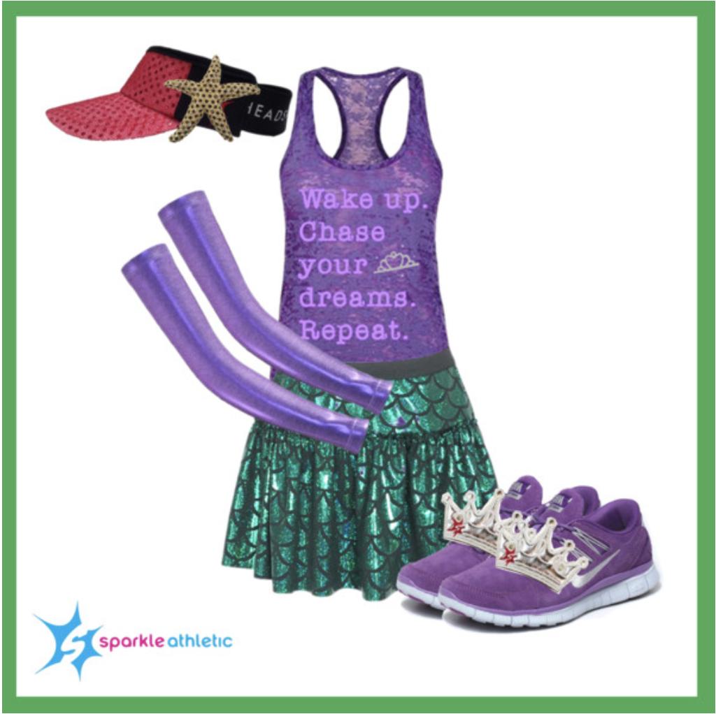 b917ffc7 Sparkle Athletic Mermaid Running Costume | Sparkle Athletic ...
