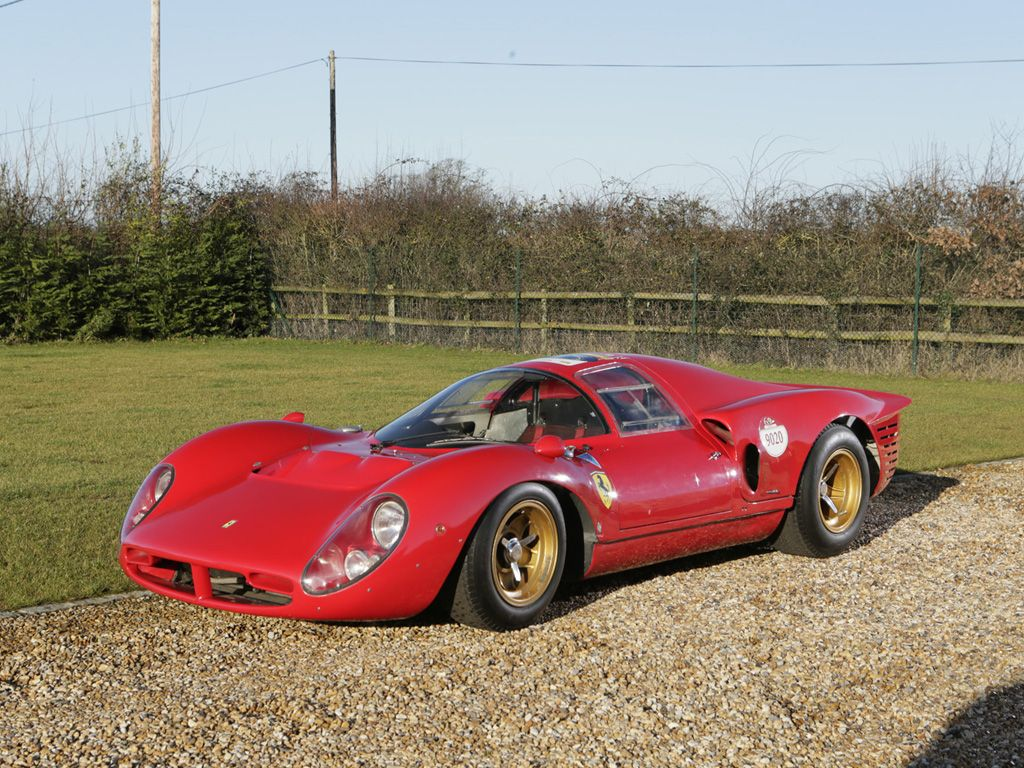 1965 Ferrari 330 P3