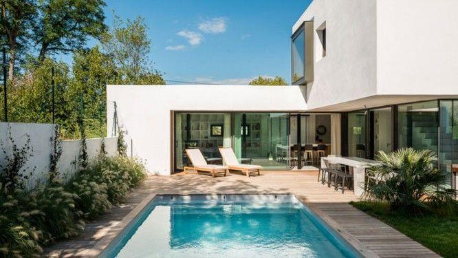 Location prestige Maison ANGLET  Maison contemporaine