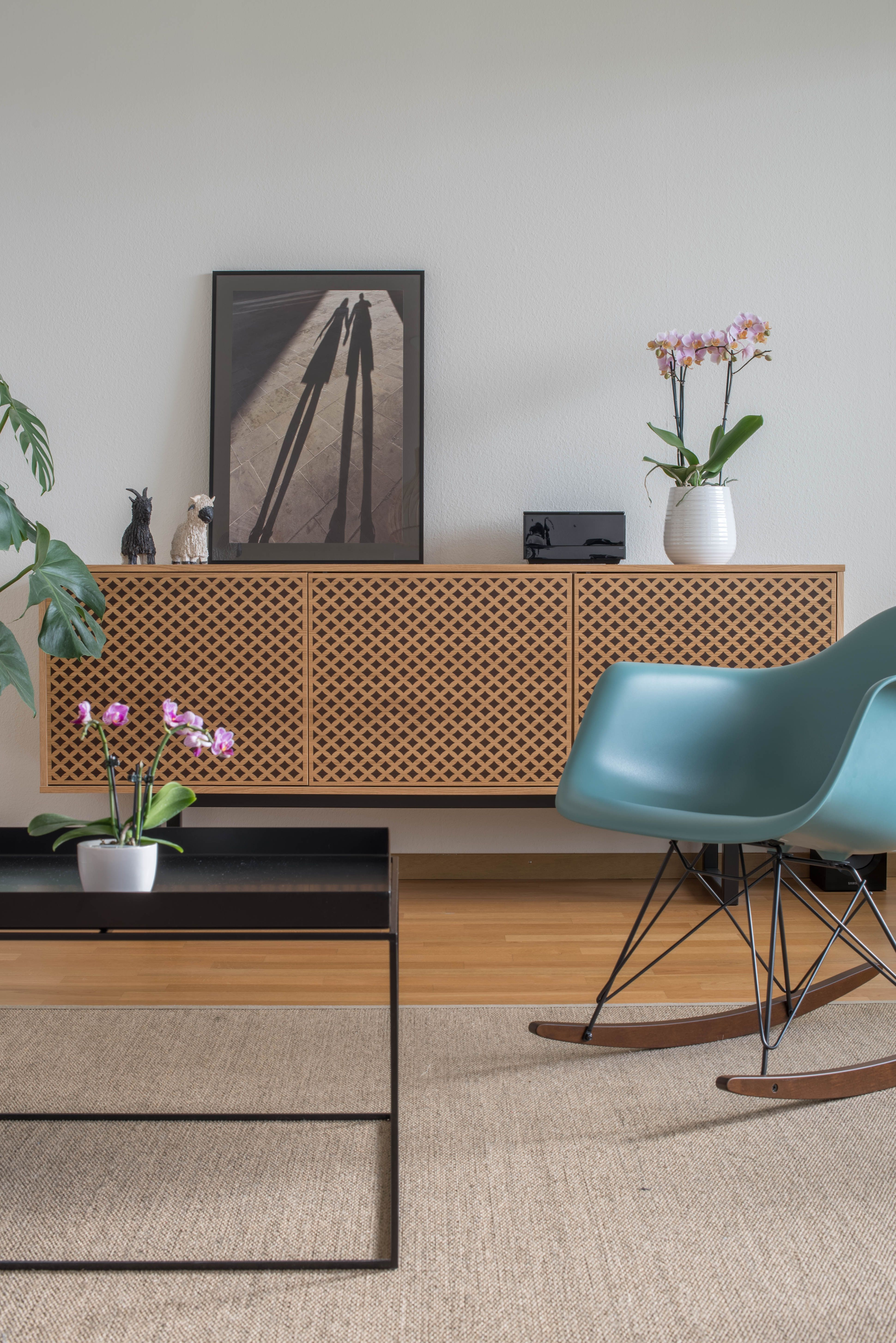 Hay Tray Table 30 X 30 Cm Weiss In 2019 Wohnzimmer Eames
