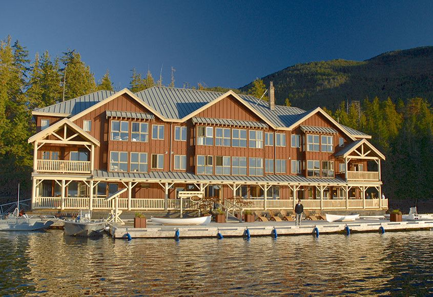 A West Coast Fishing Lodge To Remember Best Hotels Hotel World Fishing Lodge