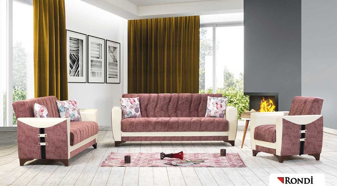 Maksi Takimlar Luxury Sofa French Sofa Interior Furniture