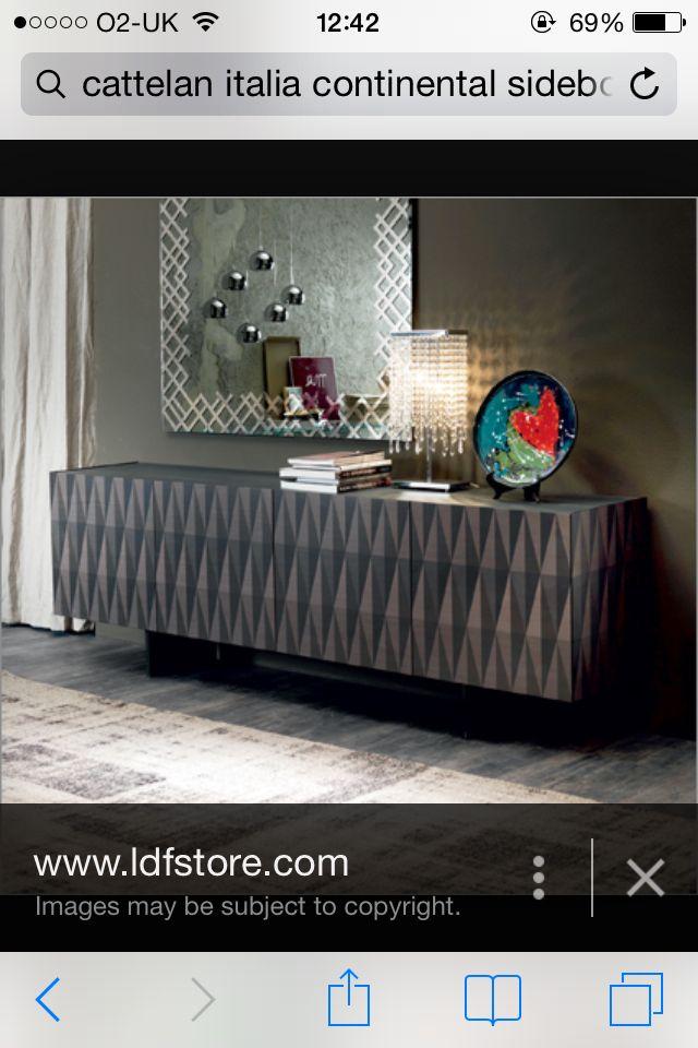 Alternative Dining Room Sideboard Idea