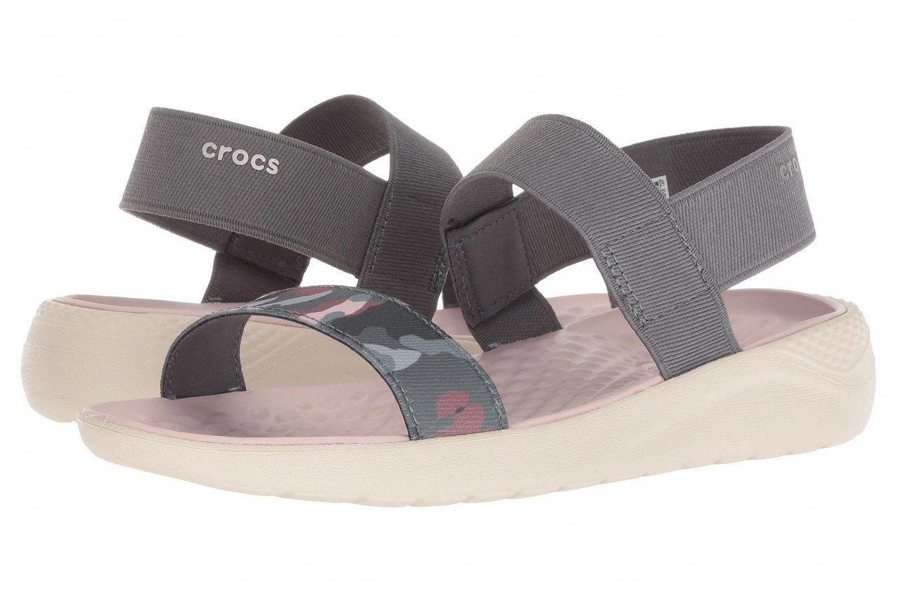 3ee0286c6984 Crocs Women s LiteRide Graphic Sandal  205375-0E9  TopWomenSFashionBrandsUk