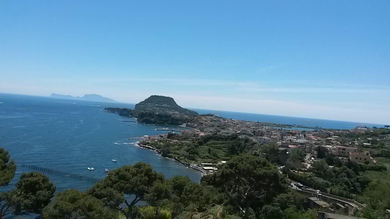 #Napoli #Miseno I campi flegrei così ardenti così vivi