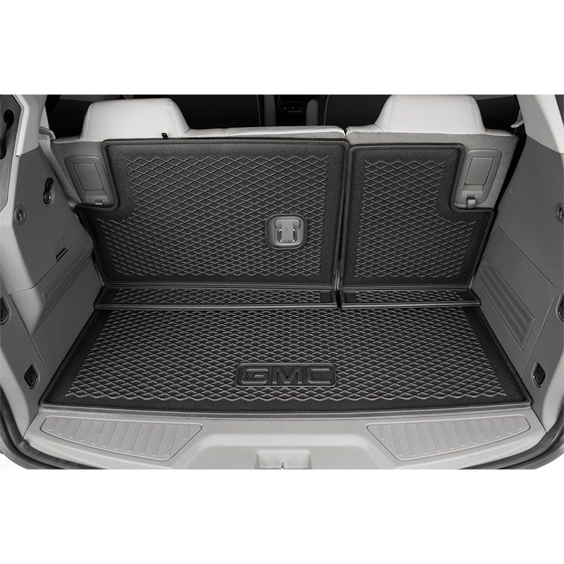 Mounting To The Rear Of The Thirdrow Seats This Integrated Cargo