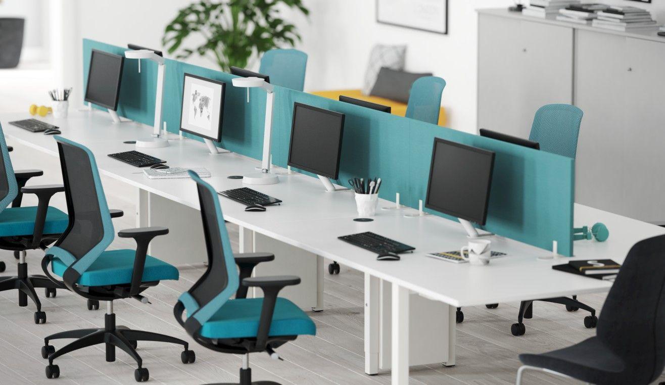 Bench kinnarps sièges esencia inspiration bureaux