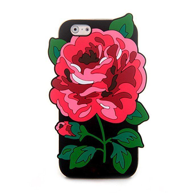 new style 16a80 88a25 Amazon.com: Unique iPhone 7 Plus 8 Plus Case, Cute 3D Creative Soft ...