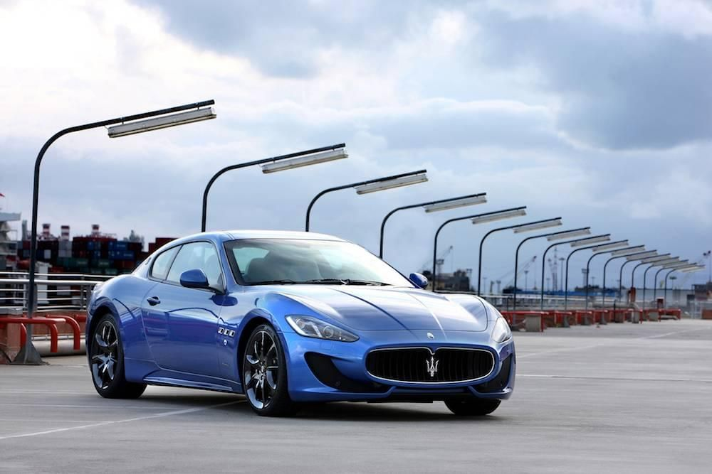 Options, Options, Options How to Make Your Maserati