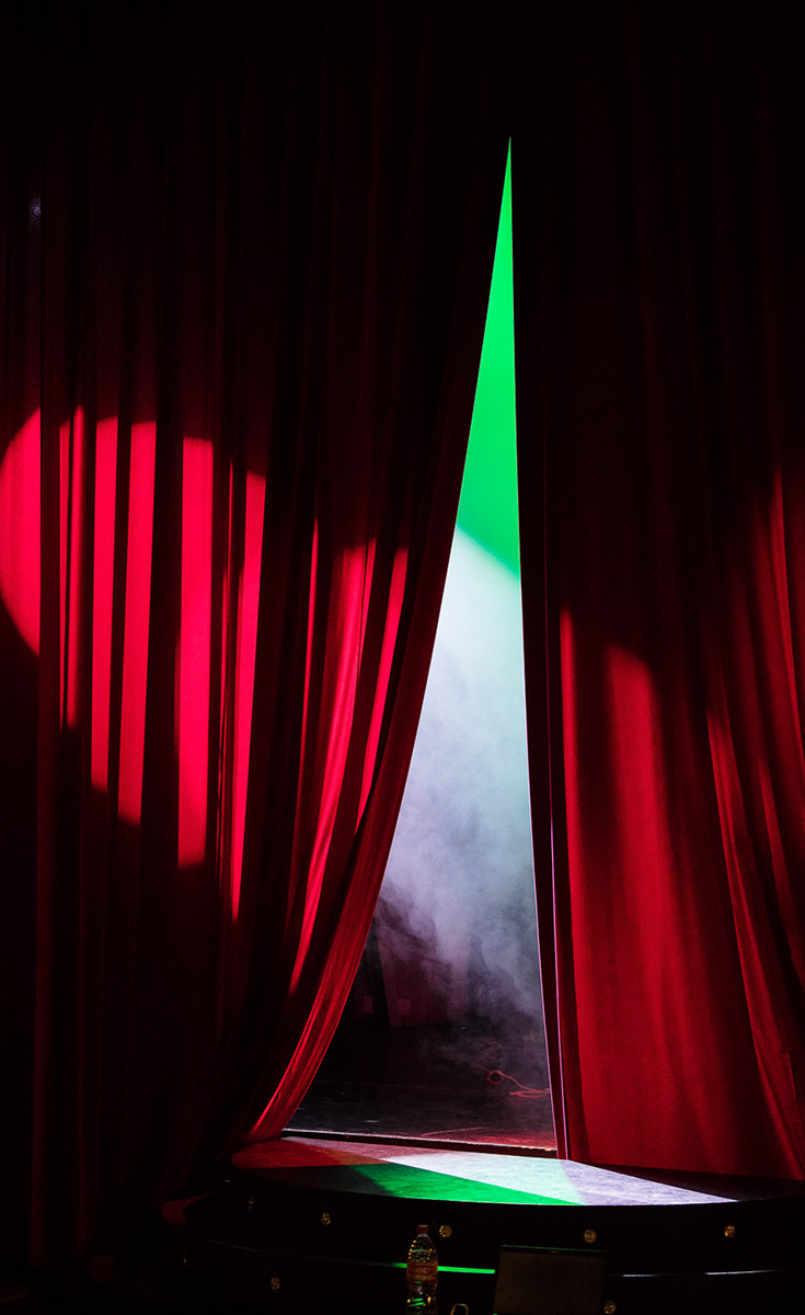 Are You Ready To Find Out What S Behind The Curtain Welcome To