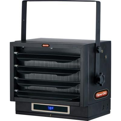 Dyna Glo 7 500 Watt Dual Heat Electric Garage Heater With Remote