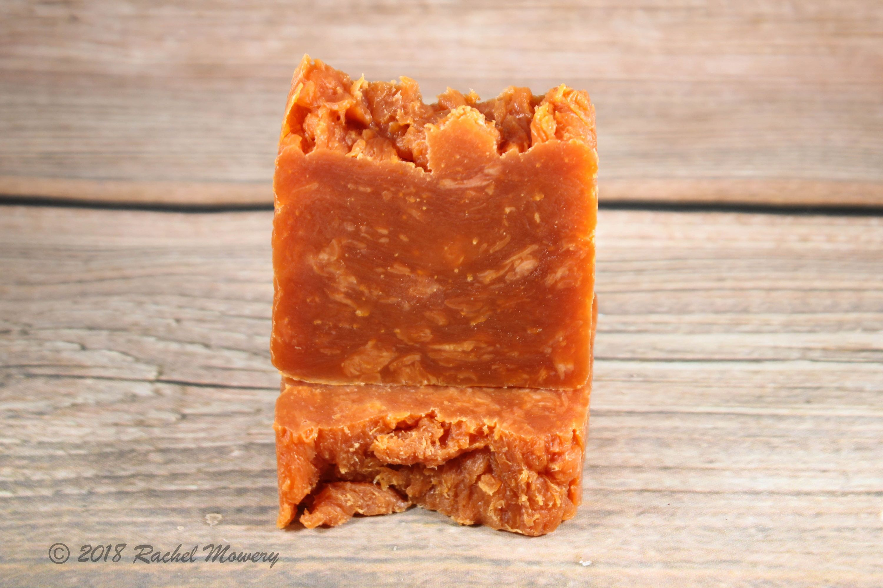 A personal favorite from my Etsy shop https://www.etsy.com/listing/589439415/spicy-orange-beer-and-goat-milk-soap