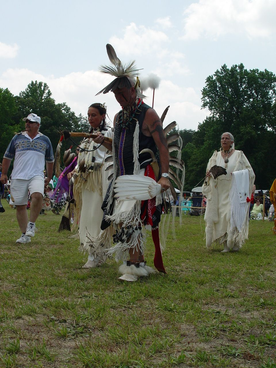 2006 PowWow & Festival The Upper Mattaponi Indian Tribe