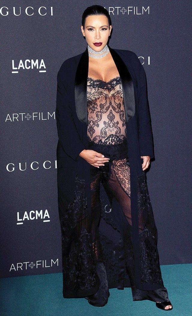 dress style kim kardashian jumpsuit