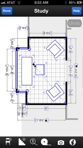 Magic plan measures your rooms and makes a blueprint using app malvernweather Choice Image