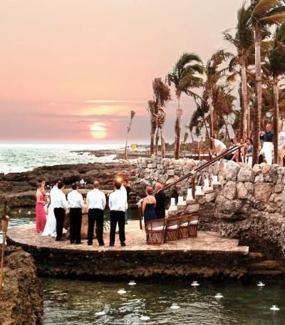 Not All Weddings In Riviera Maya Need To Be On The Beach This Is A Beautiful Location