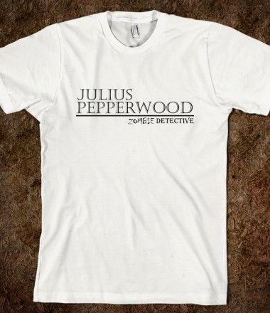 24634072d Julius Pepperwood, New Girl   TSHIRTS   Shirts, T shirts for women ...