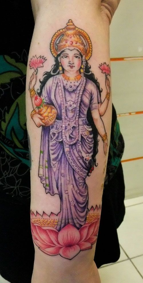 Hinduism Tattoos And Designs Page 19 Hindu Tattoo Spiritual Tattoos Tattoos
