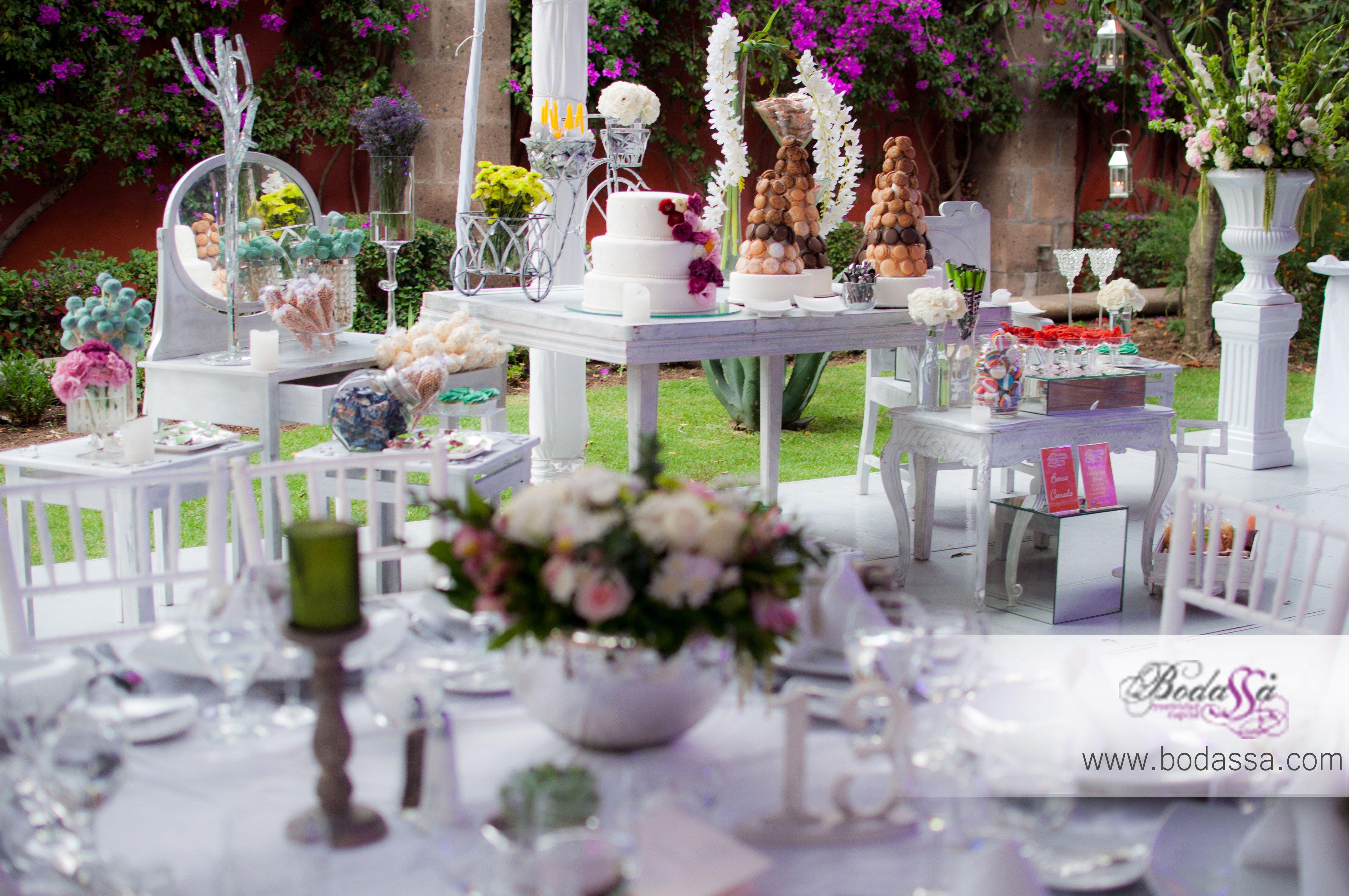 Dulces Y Pasteles De Boda: Pin De Bodassa Wedding Planner En Barras Dulces Y Pasteles