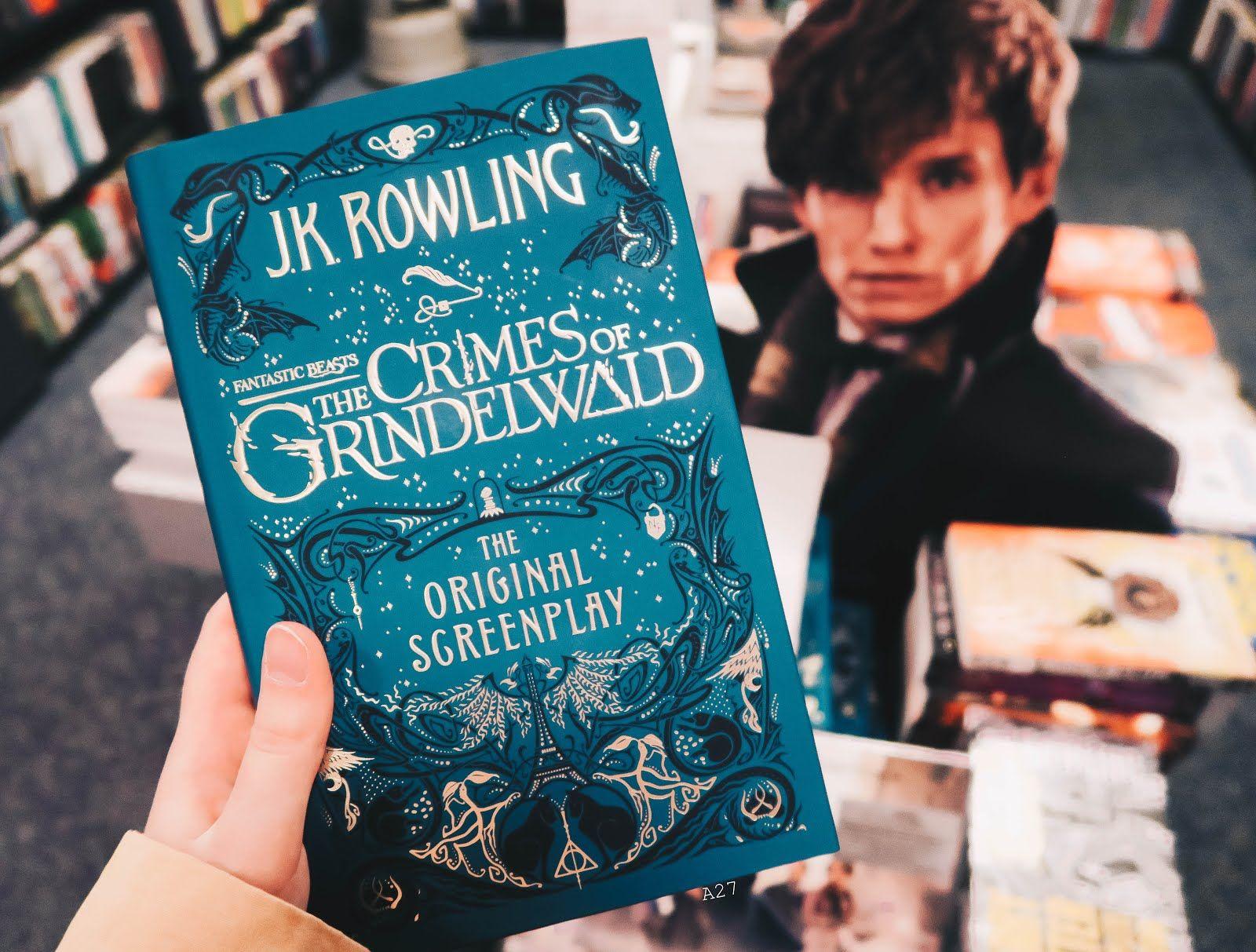 Back To Hogwarts In Crimes Of Grindelwald Harry Potter Fantasia