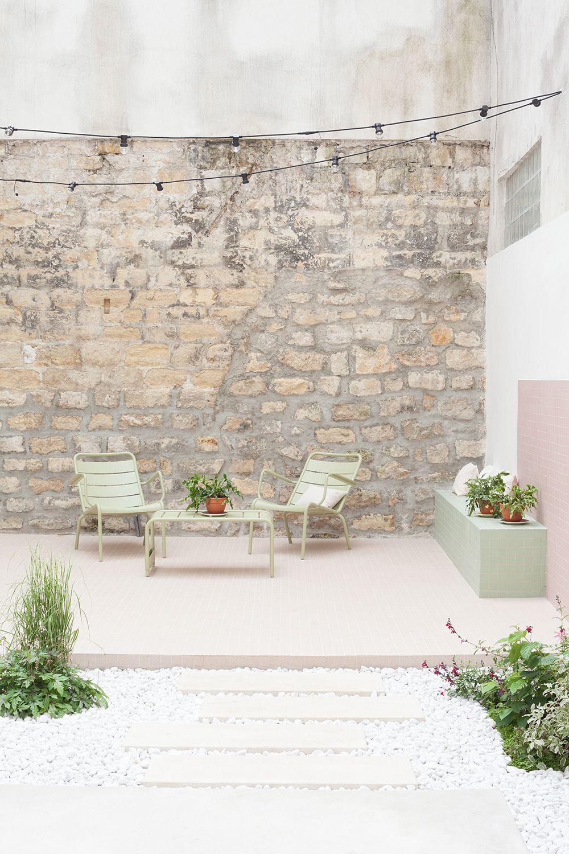 Fermob Luxembourg Chaise Buy It In Domesticoshop Com Terrasse Patio Jardins