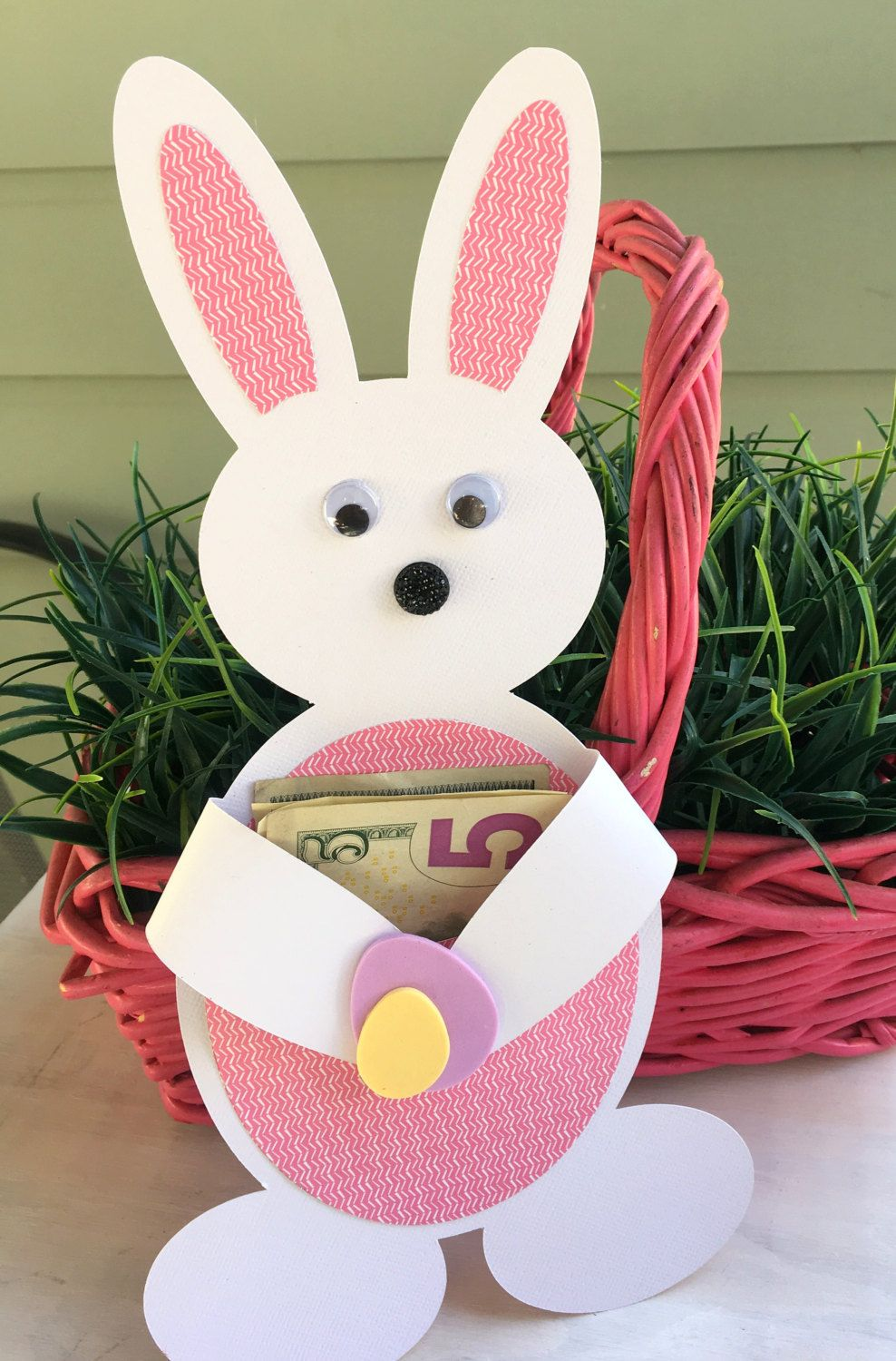 Easter gift card holder easter bunny easter basket tag kids easter easter gift card holder easter bunny easter basket tag kids easter gift baby easter handmade gift tags easter egg hunt teachergift negle Gallery