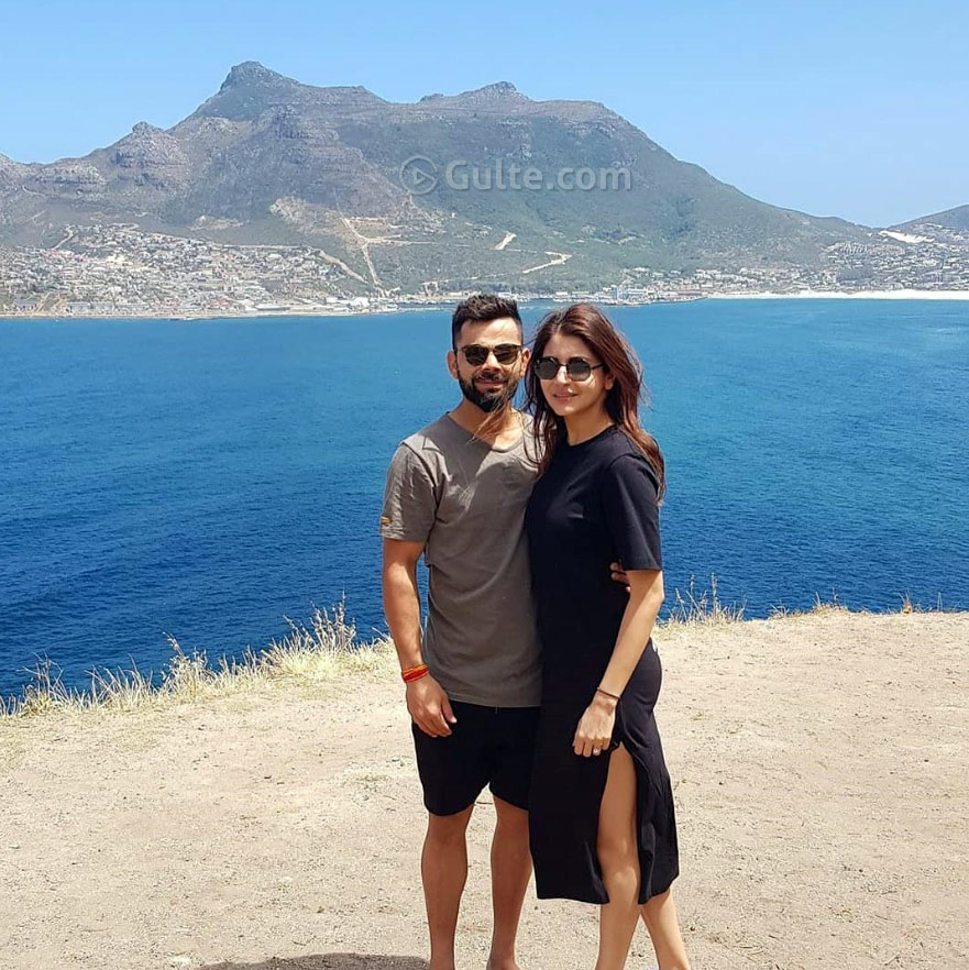 Virushka's Romantic Picture Gives Couple Goals Romantic