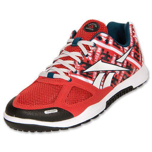 6baf3904ca1567 Reebok Crossfit Nano 2.0 Mens 8 Red Cross Training V51722 NEW  Reebok   Athletic