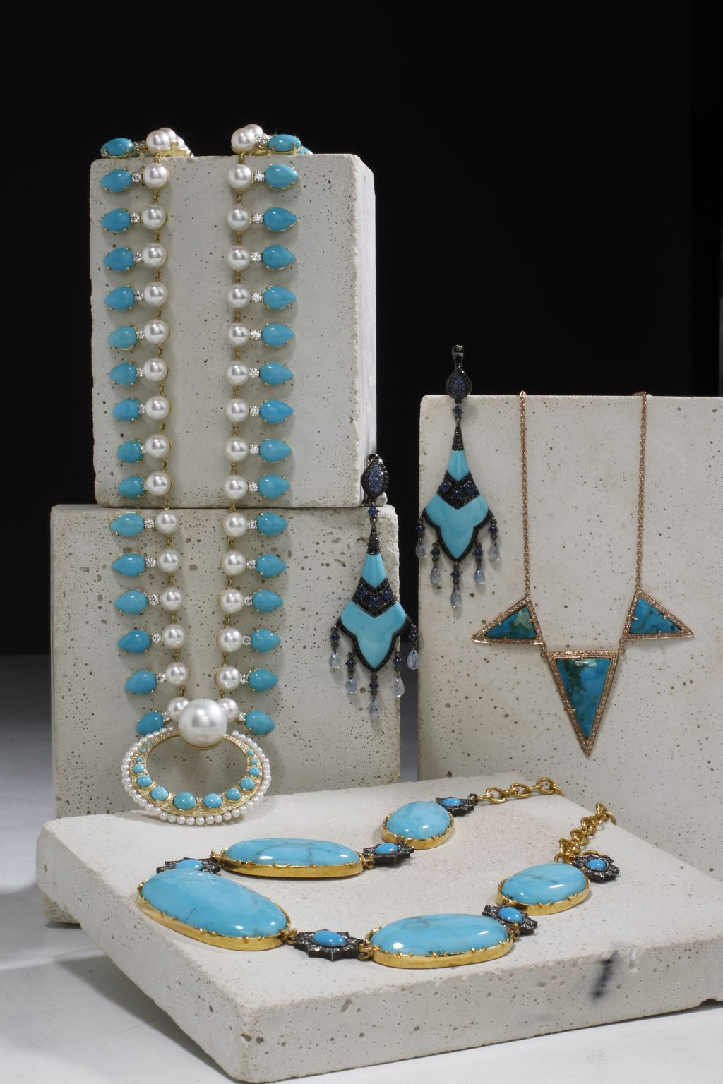 Jewelry Trends: Jewelry Trend 2016: The New Turquoise