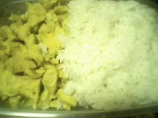 Cozinhar por amor: Arroz branco no microondas