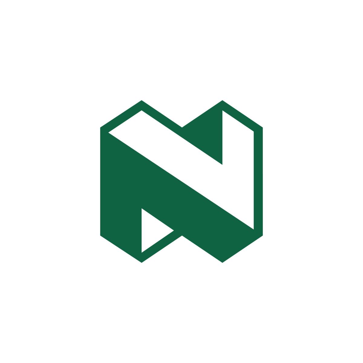 Nedgroup Investments Logo Letter Logo Letter N Lettermark Logos