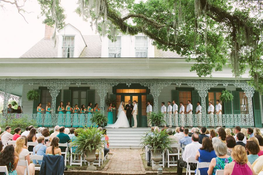 The Myrtles Plantation Wedding Blog Louisiana