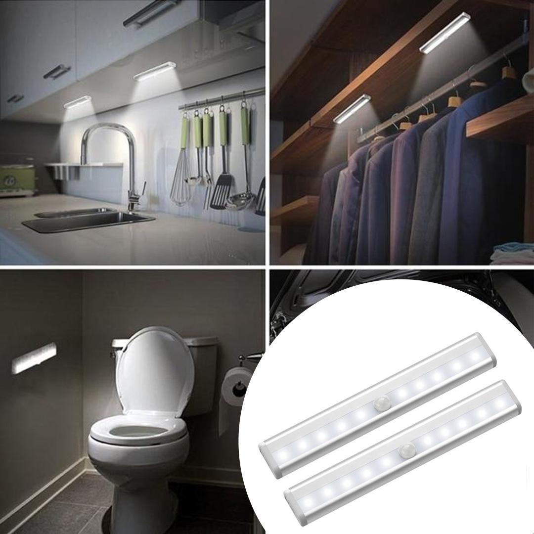 Nie Mehr Im Dunkeln Stolpern Multizweck Led Licht Dunkeln Ledlicht Mehr Multizweck Nie Silvesterdeko Stolpern In 2020 Design Home Diy Home Crafts