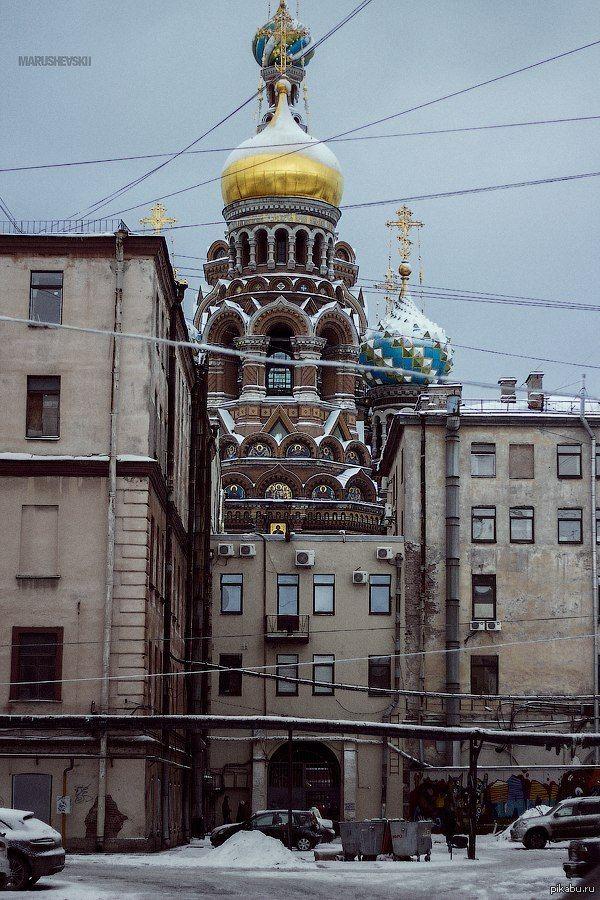 Прекрасный Петербург.