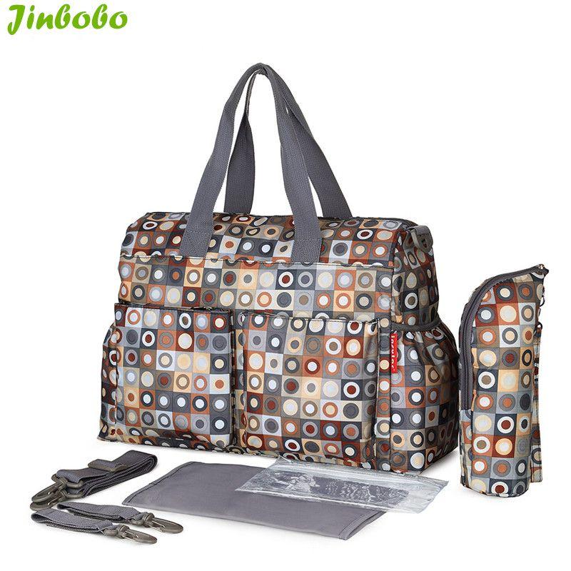 5 개/대 2016 아기 기저귀 가방 기저귀 가방 어머니 어깨 가방 패션 출산 엄마 핸드백 방수 아기 유모차 가방 새로운