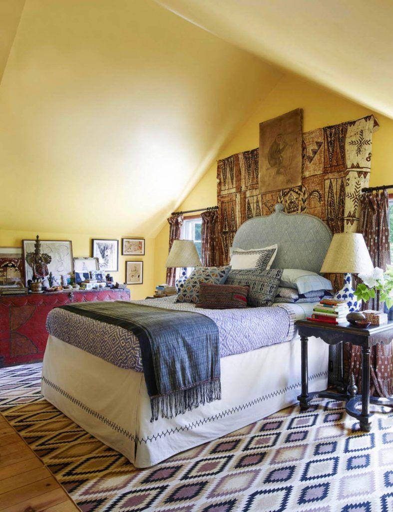 Sara Bengur's Lively Interiors Are a Kaleidoscopic Mix of ...
