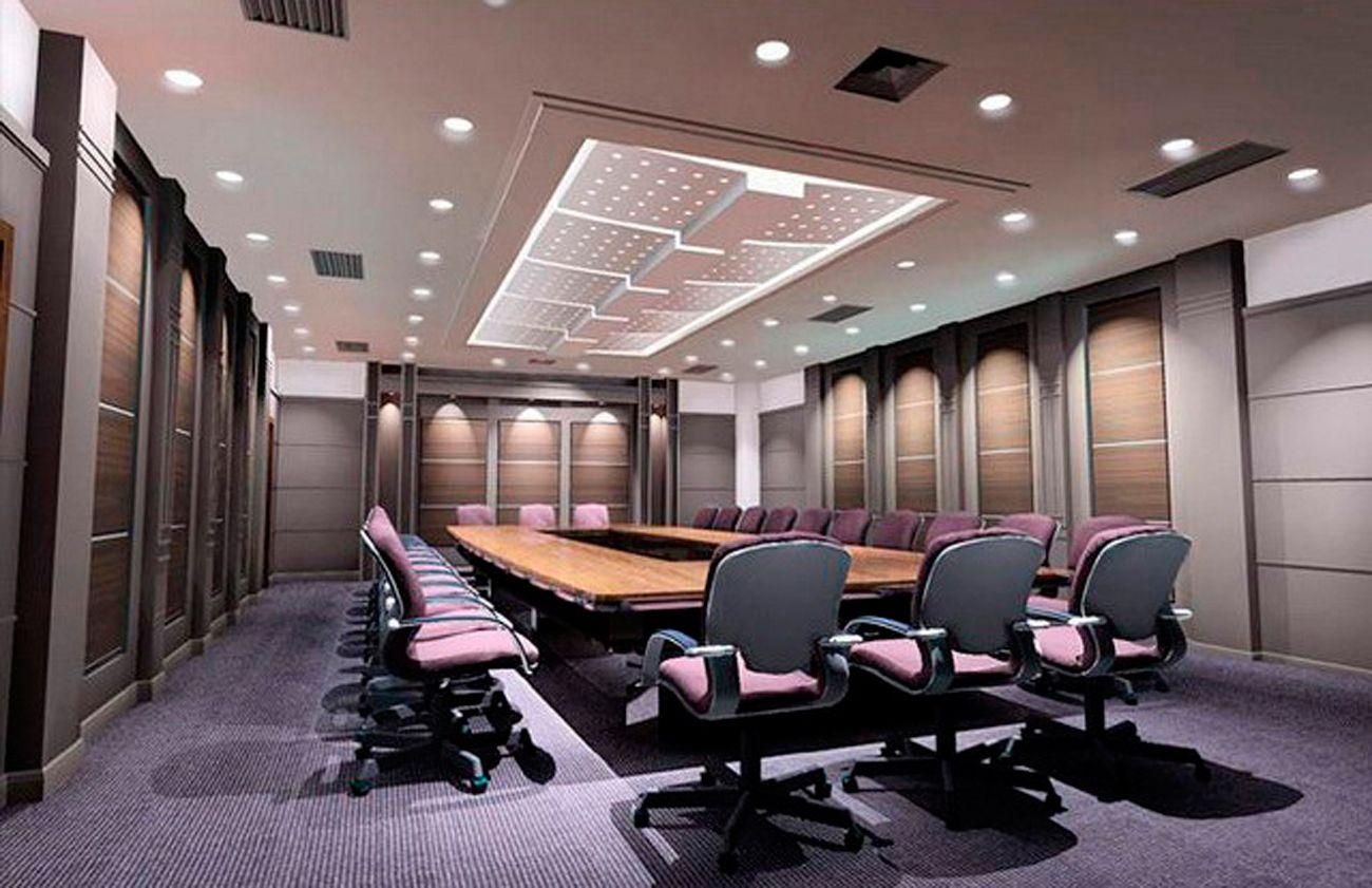 Phenomenal Conference Room Interior Design OFFICE Pinterest