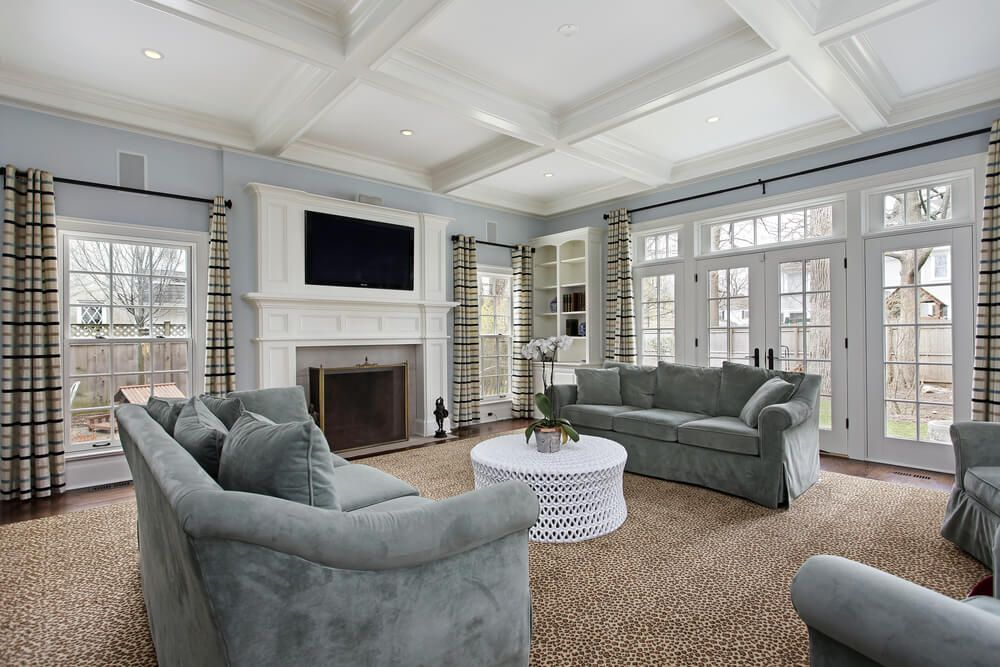 57 Beautiful Family Room Interiors Living Ideas