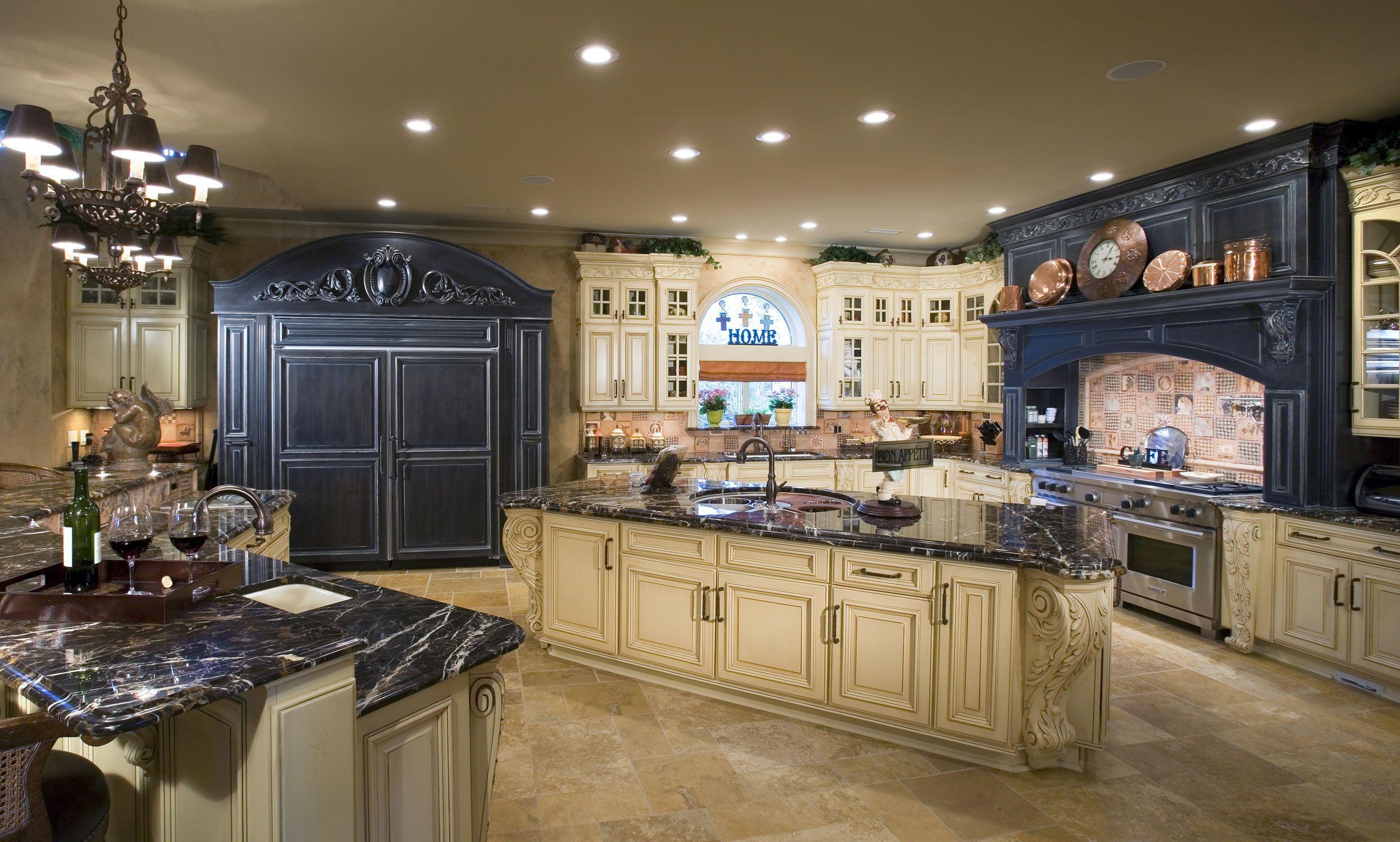 Chef S Kitchen Design Bing Images