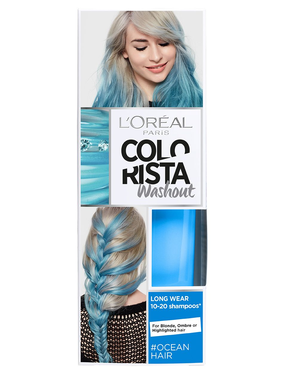 To Achieve The Neon Hair Colour Of Your Sweetest Dreams Use