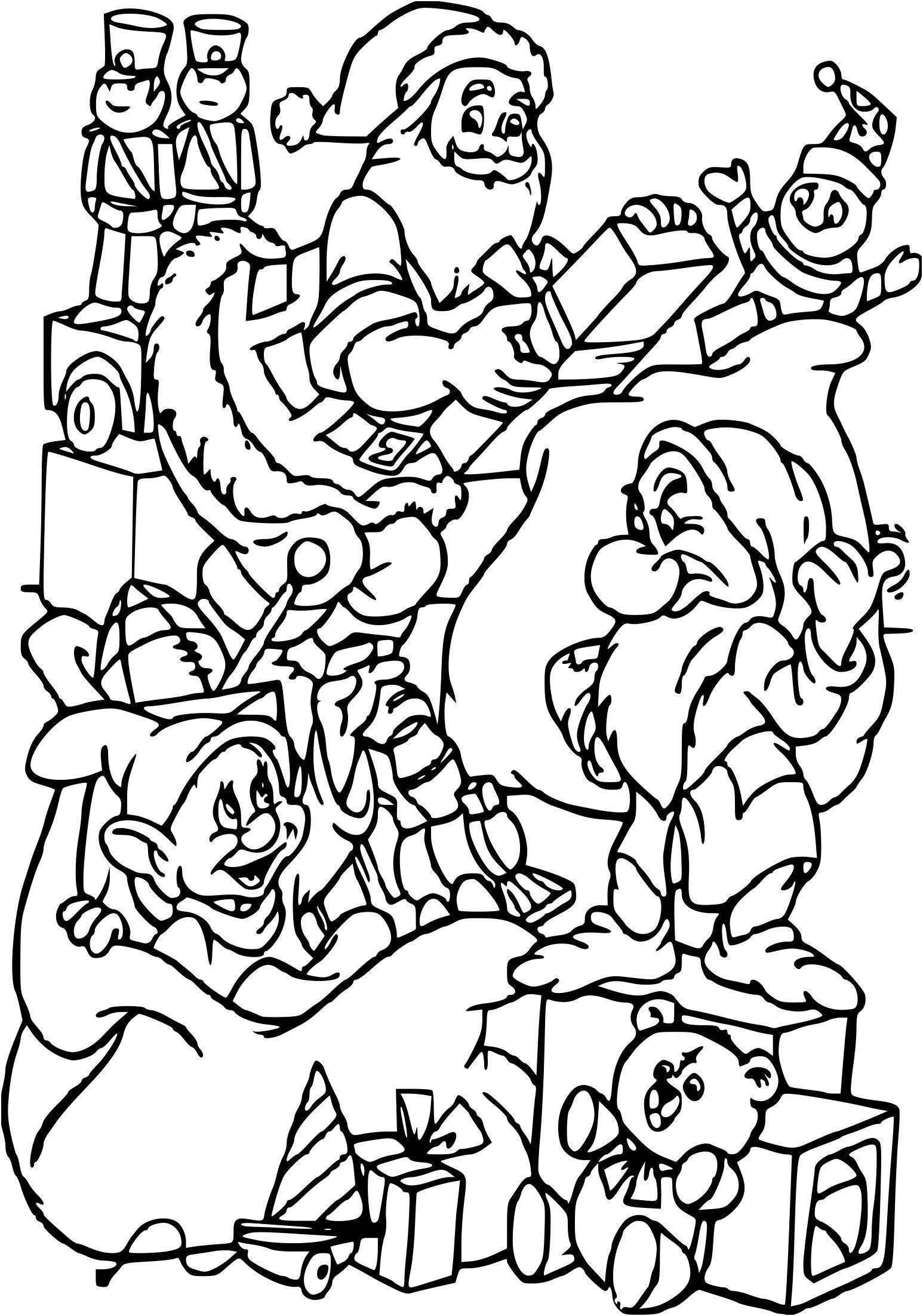 3 Nice Coloriage Bébé Disney Noel Pictures
