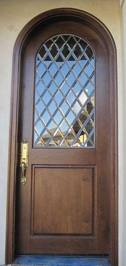 Internal Glass Doors