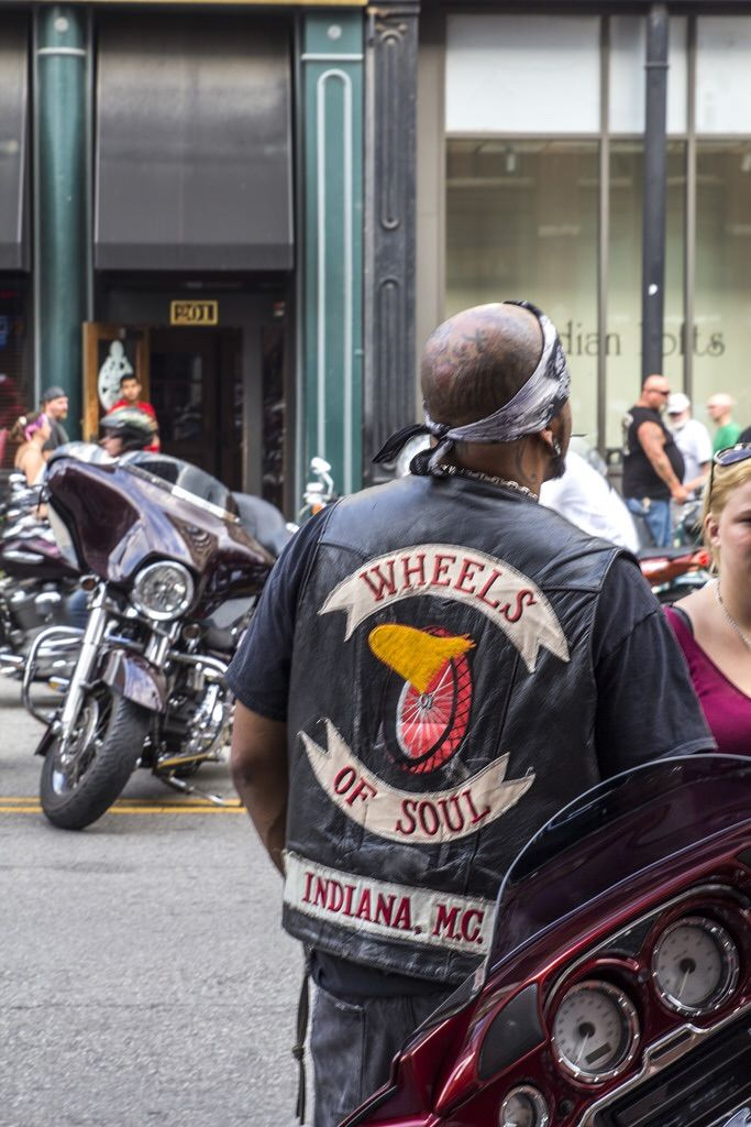 Wheels of Soul MC - Indiana | Colors, Cuts, Rags, Patches & CH