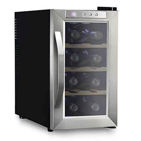 Home Wine Cooler Fridge Thermoelectric Wine Cooler Wine Fridge