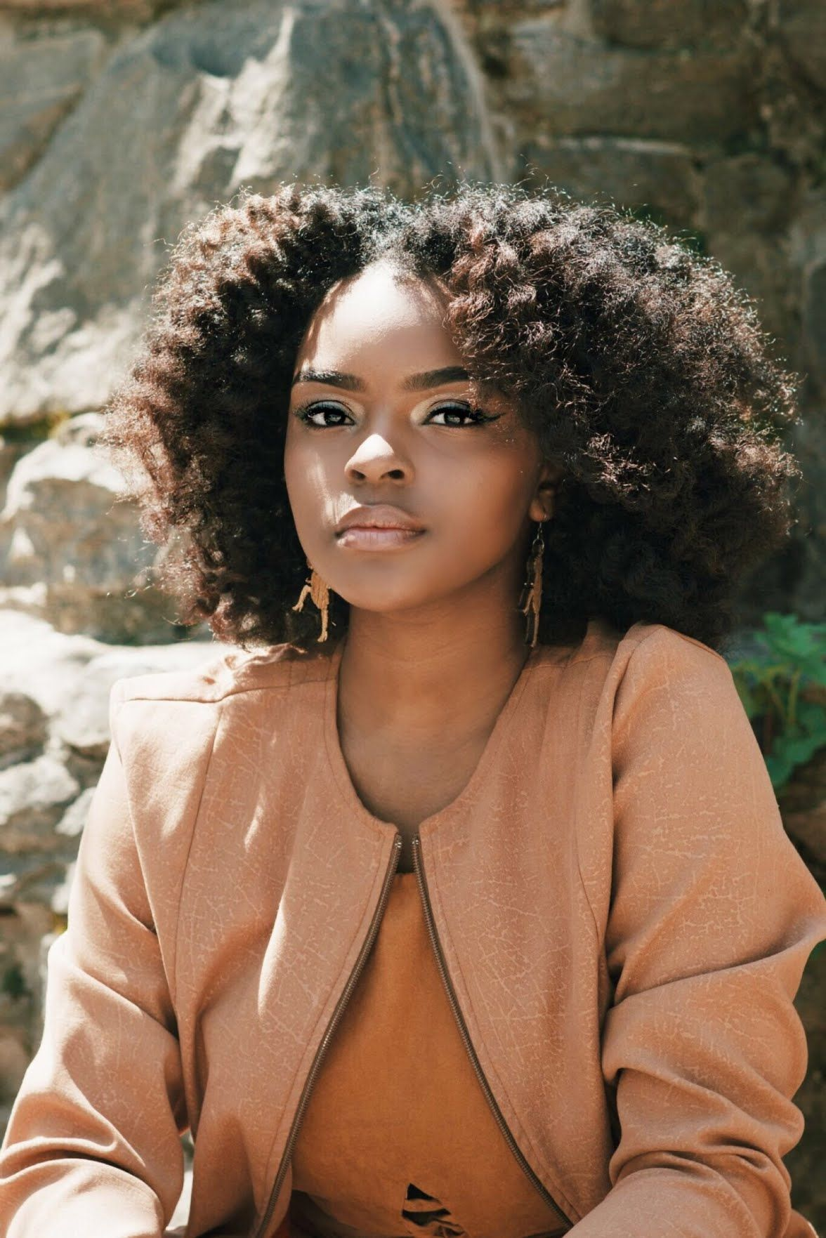 Pin by Maura Spires on STUNNING BLACK BEAUTY Afro hair
