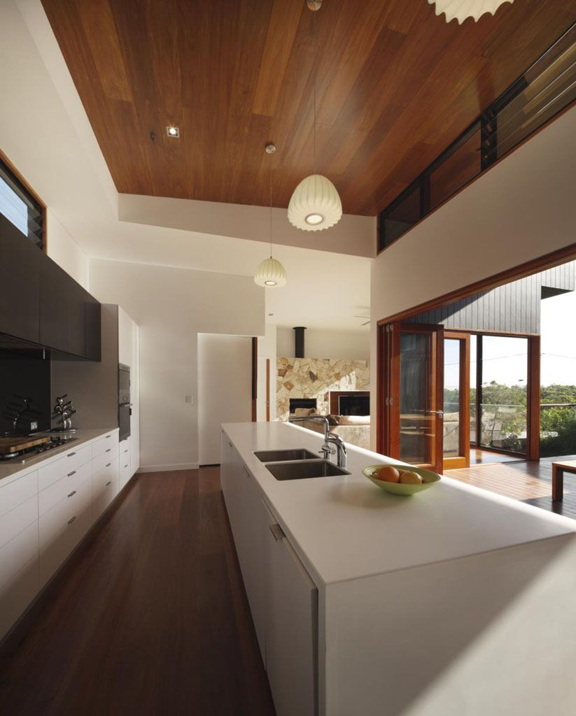 Floating Kitchen Island Designs: Kitchens - The Heart Of The Home