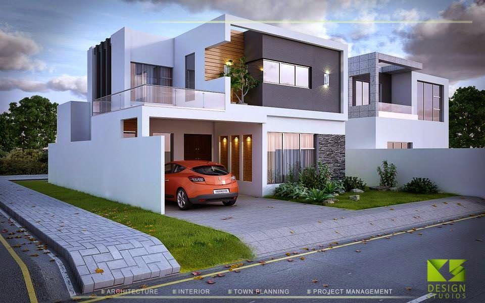 Marvelous Home Design 5 Marla Corner Part - 8: 5-marla-corner-house-2.jpg (960×600)