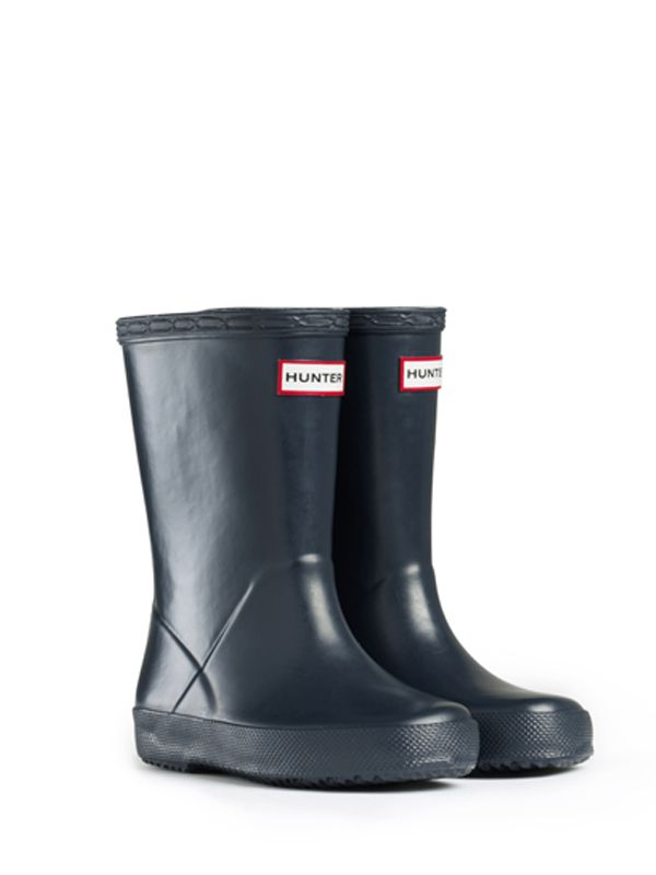 96cf3a7f5 Hunter Kids First Wellies Infants Classic Wellington Boots Slip On ...