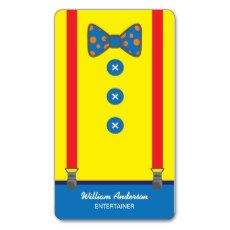 Clown entertainer business cards bright jolly entertainer clown entertainer business cards bright jolly entertainer businesscards clown bright colourmoves